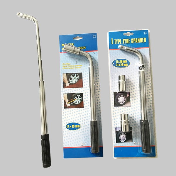 weifangExtendable lug wrench(single blister packing)
