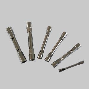 Heavy duty tbular socket wrench